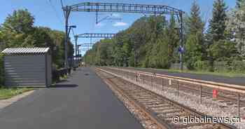 Commuter train stations recently re-paved on Deux-Montagnes line to be demolished next summer - Globalnews.ca