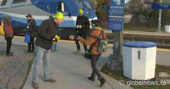 North Shore companies offer employment closer to home for Deux-Montagnes train commuters - Globalnews.ca