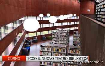 Curno: ecco come sarà la nuova incredibile biblioteca. Qui si incrocia il teatro con la letteratura e l'arte - L'Eco di Bergamo