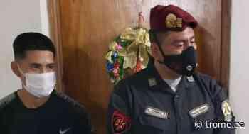 San Juan de Lurigancho: 'Pelado' y menor de 17 años asaltan pasajeros de minivan - Diario Trome