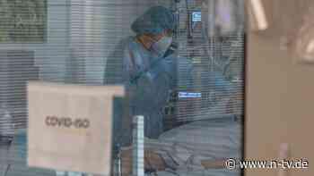 21.237 weitere Neuinfektionen: RKI meldet mehr als 1000 neue Todesfälle