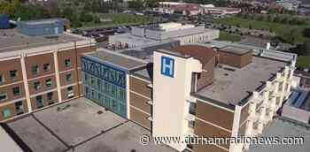 COVID-19 outbreak declared at Ajax-Pickering Hospital - durhamradionews.com