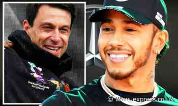 Lewis Hamilton 'contract breakthrough' as Mercedes work out plan to pay F1 superstar - Express