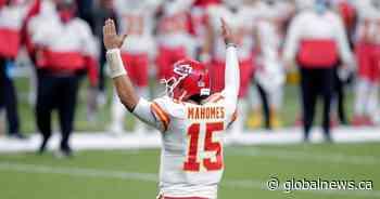 Rick Zamperin: Chiefs sit atop NFL playoff power rankings - Global News