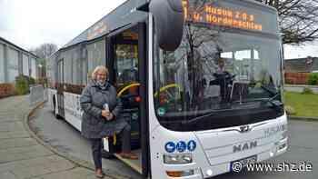 Mobilität: Bessere Verbindung nach Husum: Buslinie 5 fährt jetzt auch bis Mildstedt   shz.de - shz.de