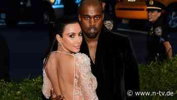 Eheberatung ohne Erfolg: Plant Kim Kardashian die Scheidung?