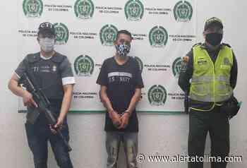 Capturaron en Coyaima a hombre que había escapado de la Fiscalía en Bogotá - Alerta Tolima