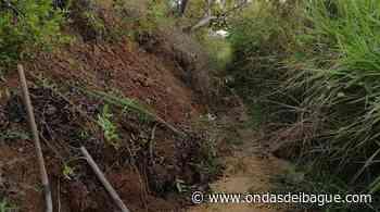 La temporada invernal deja sin vías terciarias al municipio de Cunday - Ondas de Ibagué