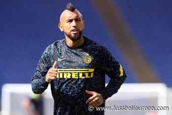 Arturo Vidal bekommt klare Ansage von Antonio Conte - Fussball Europa