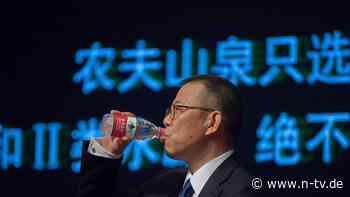"""Reichster Chinese immer reicher: """"Einsamer Wolf"""" überholt Warren Buffett"""