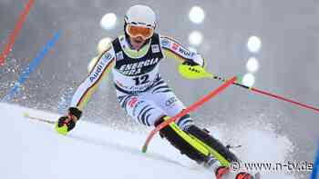 Erster deutscher Sieg seit 2017: Straßer rast zu historischem Slalom-Erfolg