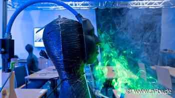 Neue Idee gegen Corona-Aerosole: Hightech-Lüftung soll Räume wieder nutzbar machen