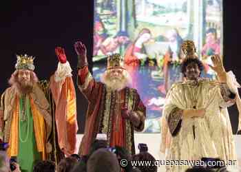 Los Reyes Magos estarán este martes en Villa Ballester - Que Pasa Web