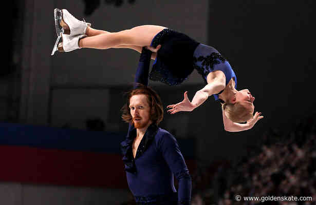 Refreshed, Tarasova and Morozov ready to conquer new heights