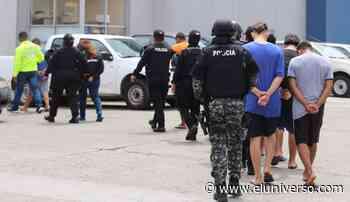 En Guayaquil, Durán y Samborondón detuvieron a 1.284 involucrados en robos durante el 2020, asegura la Policía Nacional - El Universo