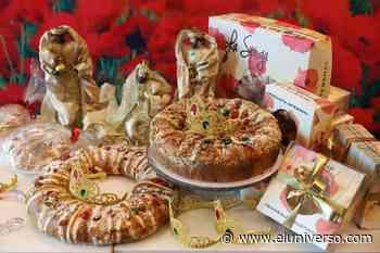Con variada oferta, las panaderías de Guayaquil y de Samborondón esperan demanda de rosca de Reyes - El Universo
