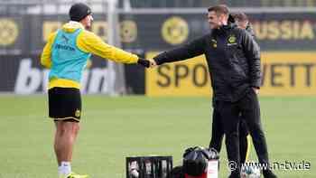 Vor dem Topspiel gegen RB: Kehl will beim BVB Leipziger Leistungskultur