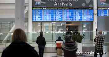 Free COVID-19 testing program launches at Toronto Pearson Airport for international travellers