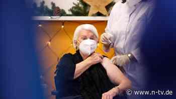 Impfstart in Pflegeheimen: Chaos sieht anders aus