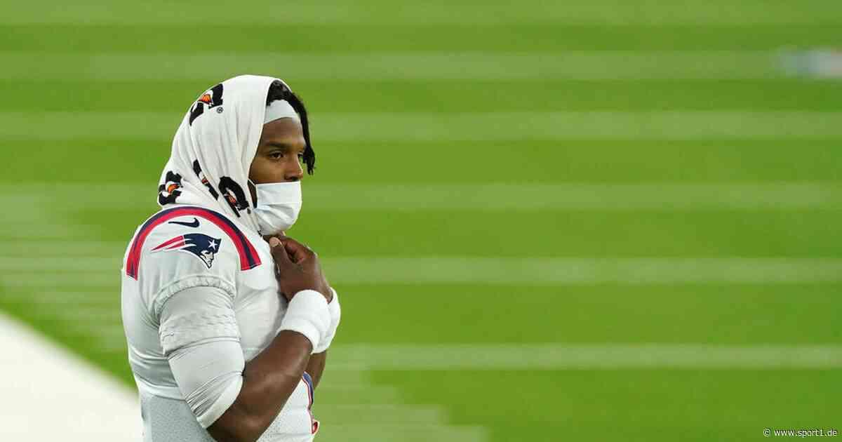 Cam Newton und New England Patriots trennen sich nach NFL-Saison wohl - SPORT1