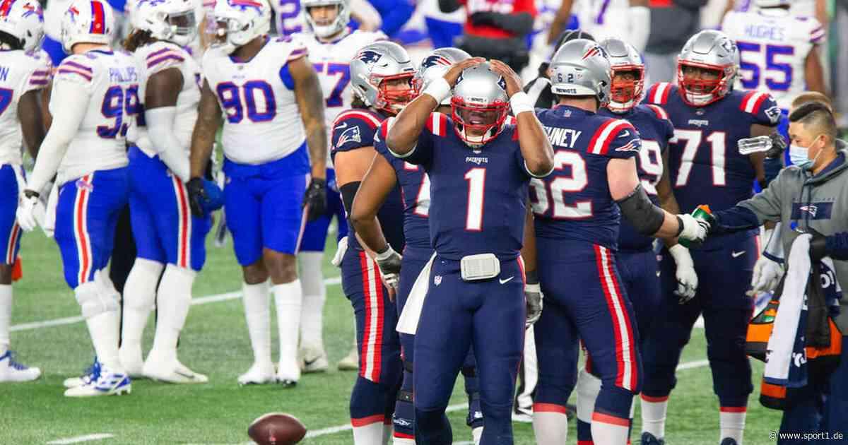 NFL: Buffalo Bills überrollen chancenlose New England Patriots um Newton - SPORT1