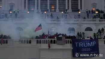 Sturm auf das Capitol: Dieser Putsch fing vor vier Jahren an