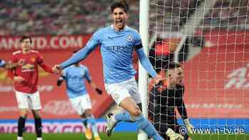 Gündogan-Treffer zählt nicht: City zieht dank Derbysieg ins Pokalfinale