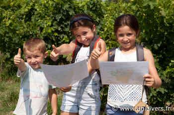 Les vins de Bordeaux avec les enfants Cadaujac - Unidivers