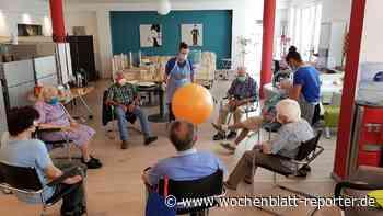 Förderverein meldet Erfolg:: Coronafreier Pflegedienst erreicht - Oberhausen-Rheinhausen - Wochenblatt-Reporter