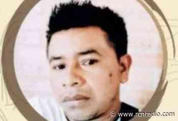 Gerardo León, primer líder social asesinado en 2021 - RCN Radio