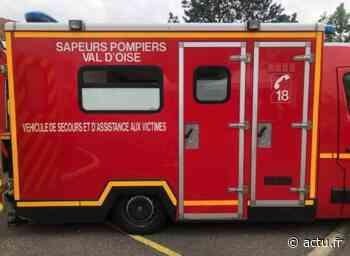 Val-d'Oise. Trois blessés dans une collision à Auvers-sur-Oise - actu.fr