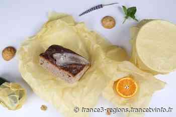 Réutilisable et compostable, l'emballage alimentaire écolo est fabriqué à Villers-Cotterets - Franceinfo