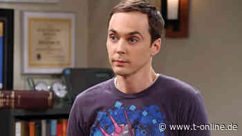 """The Big Bang Theory""-Star Jim Parsons ist nicht wiederzuerkennen - t-online.de"