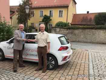 E-Mobilität in Burgsalach getestet | StaZ - Mein Lesespaß für Augsburg & Schwaben - StadtZeitung