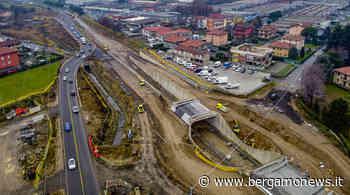 Treviolo-Paladina, il cantiere che il Covid non ha mai fermato - BergamoNews.it