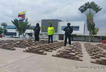 Nuevo mazazo al narcotráfico: capturan una tonelada de 'hierba' en Rocafuerte - Portal Extra