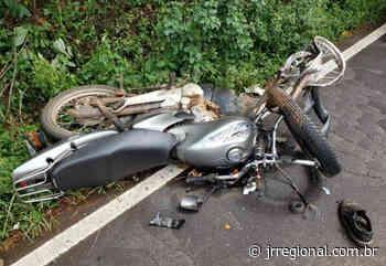 Homem morre em acidente entre São Carlos e Palmitos - JRTV Jornal Regional