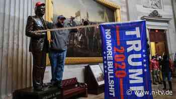 """Randale in Washington: """"Das ist ein Angriff auf Amerika"""""""