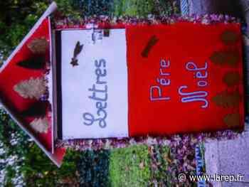 La boîte aux lettres du Père Noël est là - La République du Centre