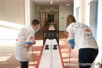 Schüler auf dem Weg zur virtuellen WM - TAGEBLATT - Lokalnachrichten aus Harsefeld. - Tageblatt-online