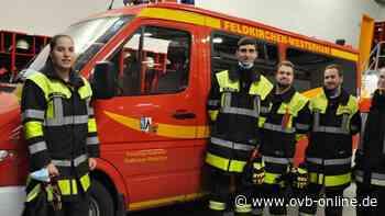 Feuerwehren aus Gemeinde Feldkirchen-Westerham sind aus Kroatien zurück - ovb-online.de