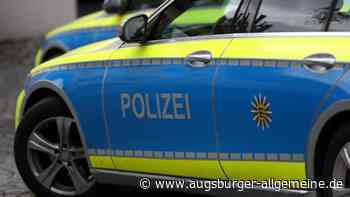 Polizei: Dieb stiehlt wertvolle Baugeräte aus Kiesgrube - Augsburger Allgemeine
