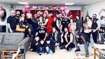 Geburtstag im Clubhaus: Nathalie Volk feiert mit den Hells Angeles