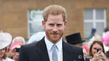 Besuch bei Oma gestrichen: Prinz Harry darf nicht zur Queen reisen