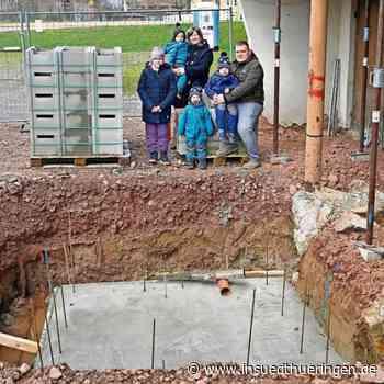 Immelborn: Jetzt wird der Fahrstuhl für die Immelborner Zwillinge gebaut - inSüdthüringen.de