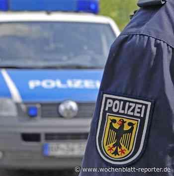 Keine Mund-Nasen-Bedeckung in Wolfstein: Polizei beanstandet Corona-Verstöße - Wochenblatt-Reporter