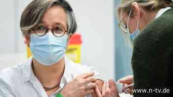 Falsches Signal für Bevölkerung: Woher kommt die Impf-Skepsis bei Pflegern?