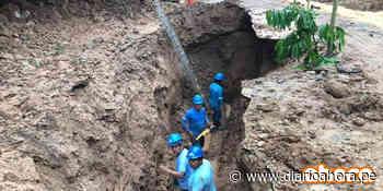 Colapsa servicio agua potable en Saposoa - DIARIO AHORA