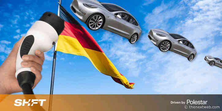 Germans say 'ja ja ja' to EVs in 2020