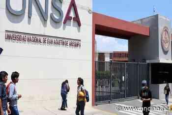 UNSA inaugura sede en Mollendo que beneficiará a más de 13000 jóvenes de Islay - Agencia Andina